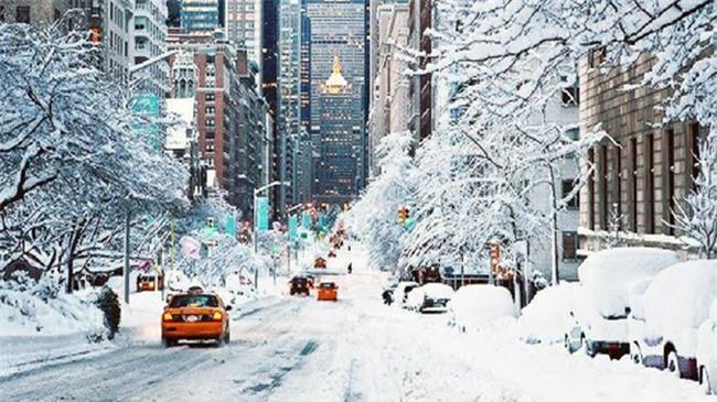 Ngất ngây với những hình ảnh tuyết rơi đẹp lung linh trên khắp thế giới - Ảnh 14.