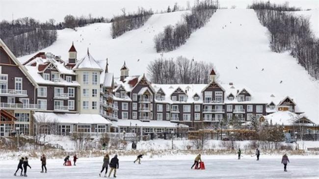 Ngất ngây với những hình ảnh tuyết rơi đẹp lung linh trên khắp thế giới - Ảnh 32.