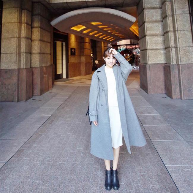Váy len đúng là món đồ dễ mặc nhất, và bạn nhất định phải sắm 1 chiếc cho đông này - Ảnh 15.