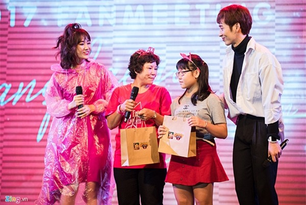 Hari Won: Tôi thích làm việc, chưa muốn sinh con-5