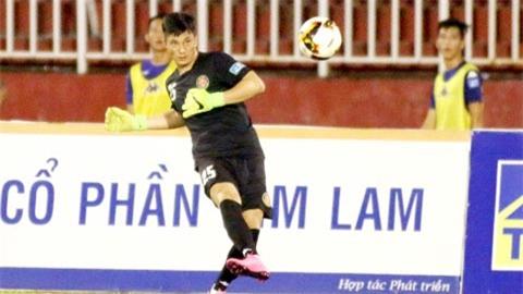 U23 Việt Nam bổ sung thêm thủ môn của Sài Gòn FC
