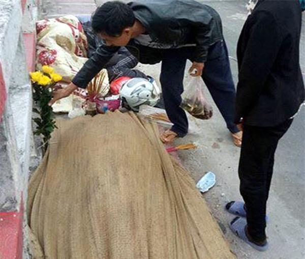 Hải Dương: Thương tâm người phụ nữ mang thai 7 tháng tử vong sau vụ tai nạn - Ảnh 1.