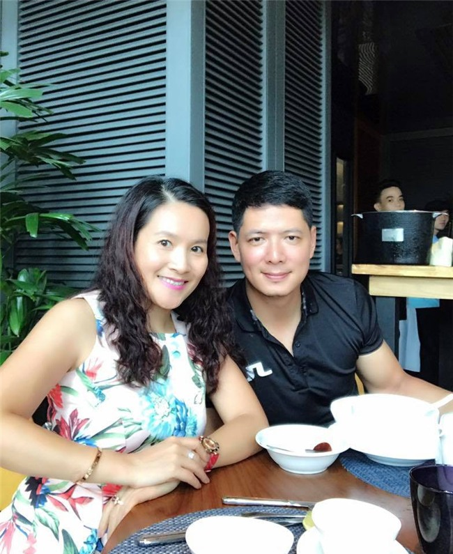 Bà xã Bình Minh lên tiếng trước loạt ảnh tình cảm của chồng và Trương Quỳnh Anh - Ảnh 1.