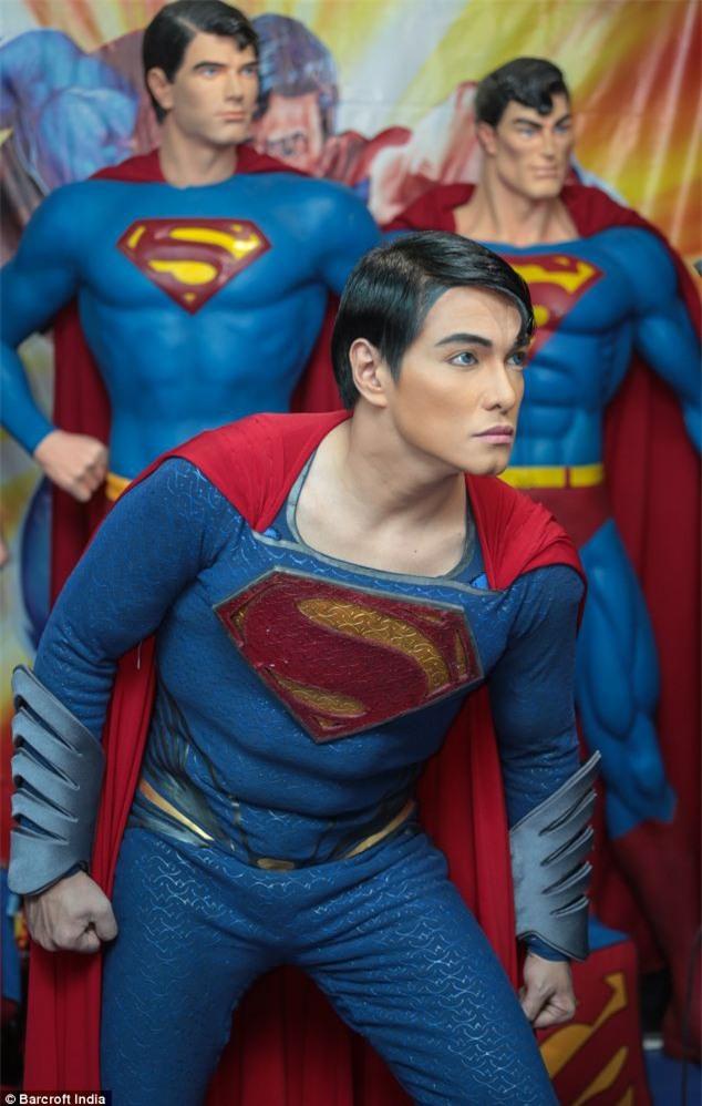 Chàng trai người Philippines vung tiền thẩm mỹ để giống hệt Superman, chỉ thiếu mỗi nước học bay - Ảnh 6.