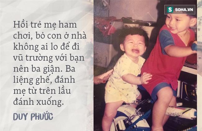 Con trai Lê Giang: Mẹ ham chơi, bỏ con ở nhà đi vũ trường bị ba đánh từ trên lầu đánh xuống-3