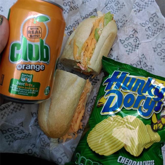 10 loại sandwich đơn giản nhưng ăn là nghiện trên thế giới - Ảnh 10.