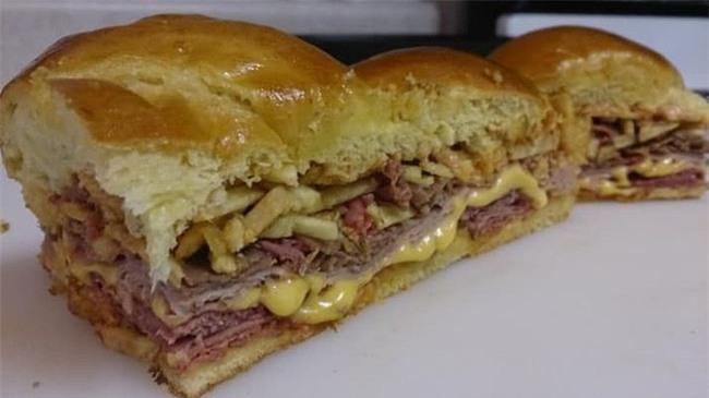 10 loại sandwich đơn giản nhưng ăn là nghiện trên thế giới - Ảnh 2.