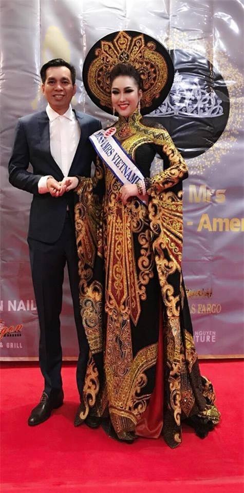 BẤT NGỜ: Phi Thanh Vân đăng quang Hoa hậu Doanh nhân Thế giới người Việt 2017-4