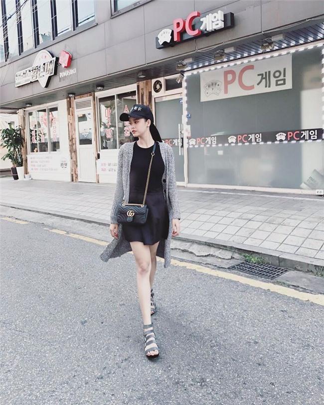 Gái một con Trương Quỳnh Anh và phong cách thời trang khiến mày râu mê đắm-10