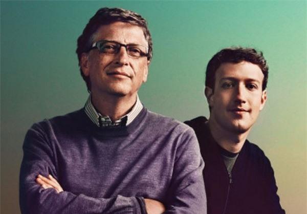 Bill Gates và Mark Zuckerberg là những thiên tài công nghệ với những nét tương đồng nhau