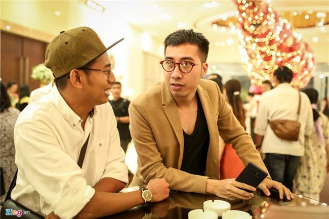 Mai Tai Phen, BB Tran cung nhieu nghe si du le cuoi Vinh Rau hinh anh 10