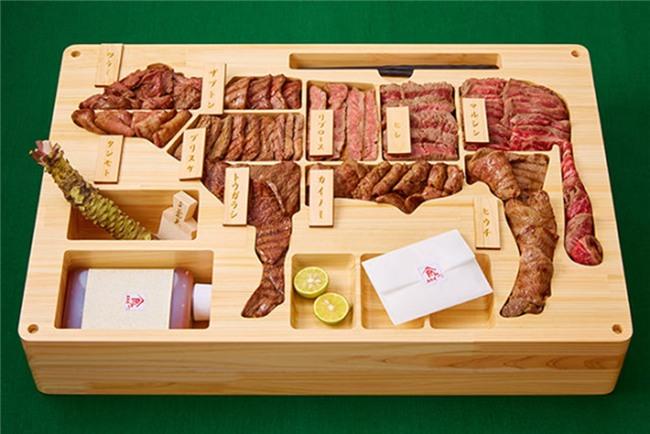 thịt bò,món ăn lạ