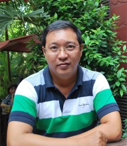 Con gai Le Giang thuong cha, nghe si xot xa cuoc song cua Duy Phuong hinh anh 4