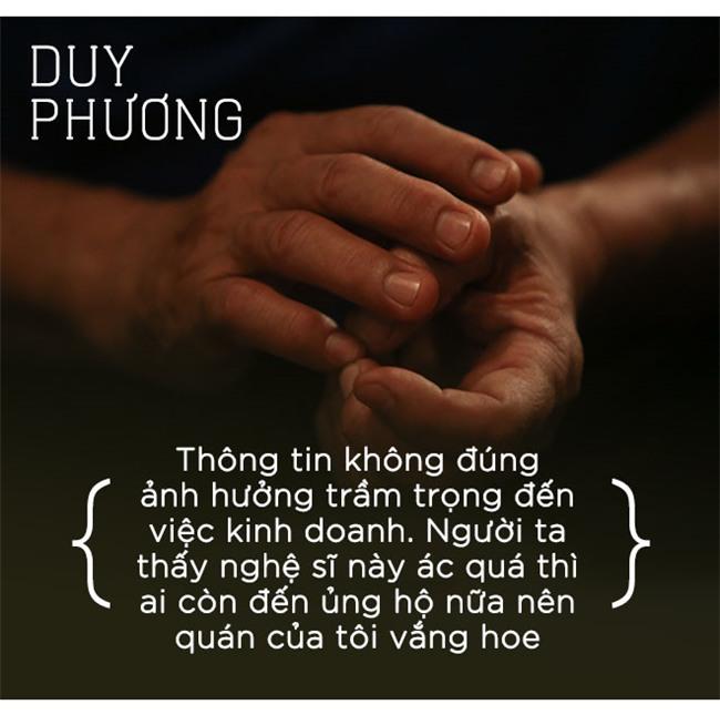Duy Phuong: 'Muon chet ngay khi Le Giang noi toi bao hanh' hinh anh 7