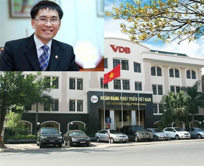 ngân hàng vdb,sếp ngân hàng,BIDV,dự án ngàn tỷ