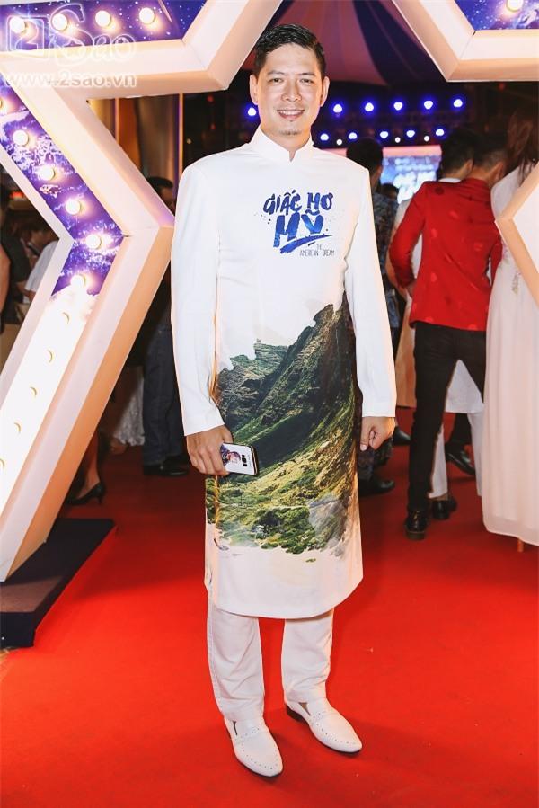 Giữa tâm bão ngoại tình, Bình Minh vẫn vui vẻ đi ra mắt phim mới-2
