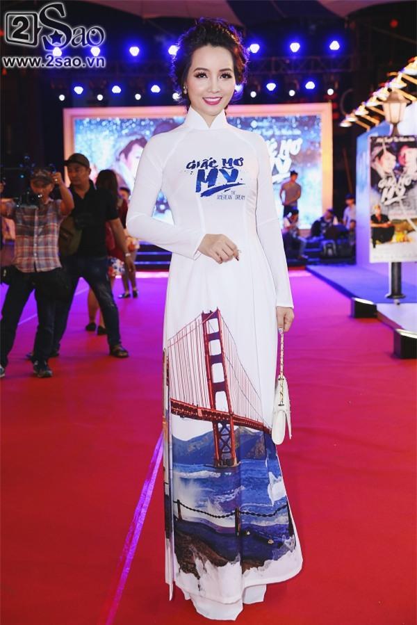 Giữa tâm bão ngoại tình, Bình Minh vẫn vui vẻ đi ra mắt phim mới-4