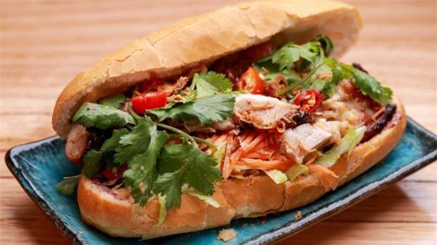 banh mi viet nam lot top 10 mon sandwich ngon nhat tren the gioi - 1