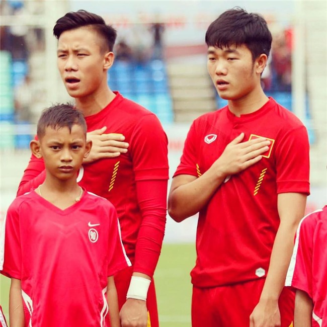 Xuân Trường được chọn đeo băng đội trưởng U23 Việt Nam - Ảnh 1.
