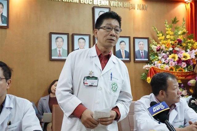"""bac si vu triet san nhung van co thai: """"toi giai thich, nhung dem khuya nguoi benh khong nho"""" - 1"""