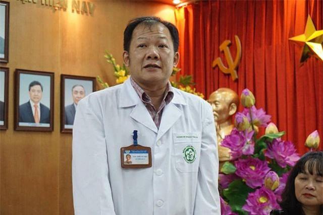 """bac si vu triet san nhung van co thai: """"toi giai thich, nhung dem khuya nguoi benh khong nho"""" - 3"""