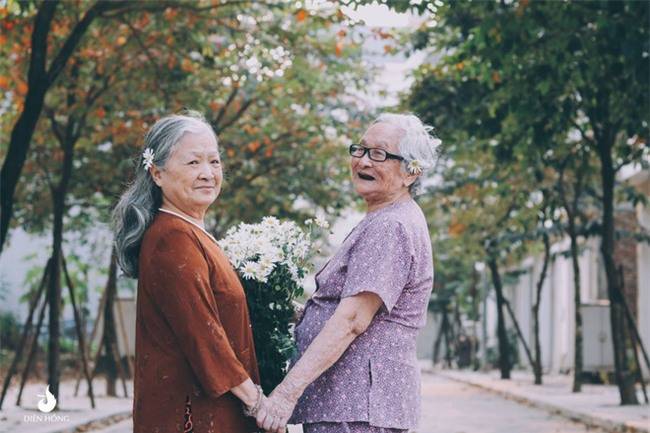 Cụ bà 80 tuổi diễn Em gái mưa và câu chuyện xúc động phía sau - Ảnh 7.
