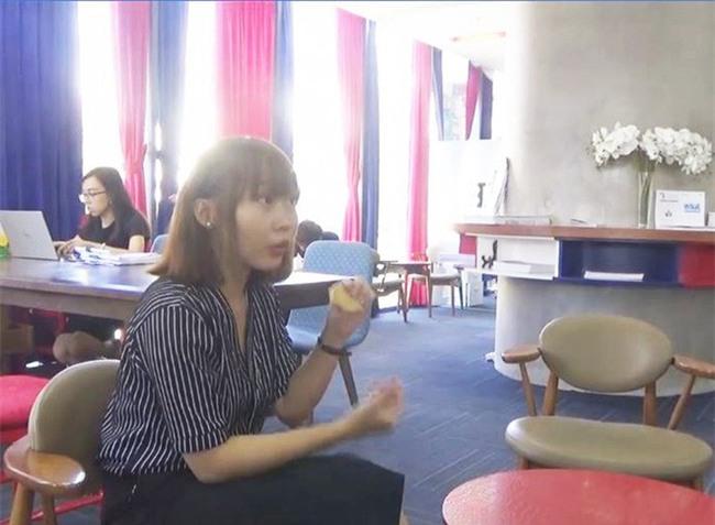TP.HCM: Nữ sinh viên 20 tuổi hốt hoảng phát hiện chất lạ trong áo nịt ngực nhãn mác Trung Quốc - Ảnh 2.