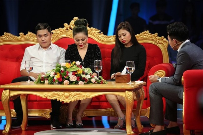 Le Giang to Duy Phuong: Sau anh hao quang truot doc vi soc va nuoc mat hinh anh 4