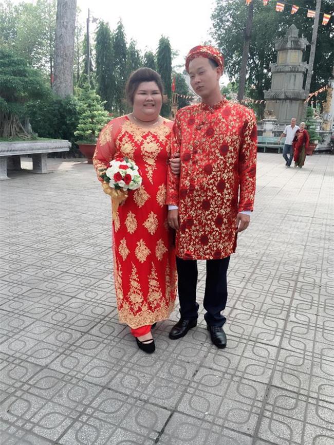 Cô vợ 9X nổi tiếng MXH vì được chồng chăm từ 90 lên 120 kg mới làm đám cưới - Ảnh 11.