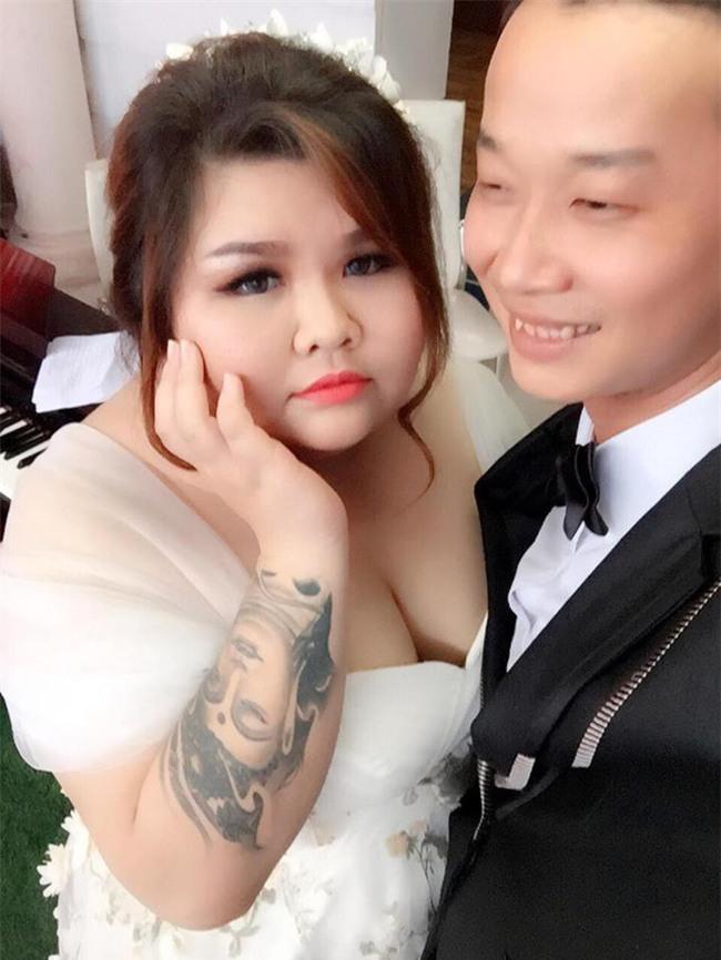 Cô vợ 9X nổi tiếng MXH vì được chồng chăm từ 90 lên 120 kg mới làm đám cưới - Ảnh 7.