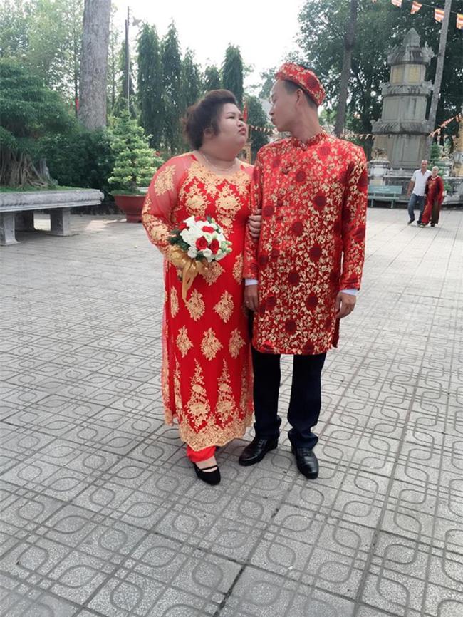 Cô vợ 9X nổi tiếng MXH vì được chồng chăm từ 90 lên 120 kg mới làm đám cưới - Ảnh 8.