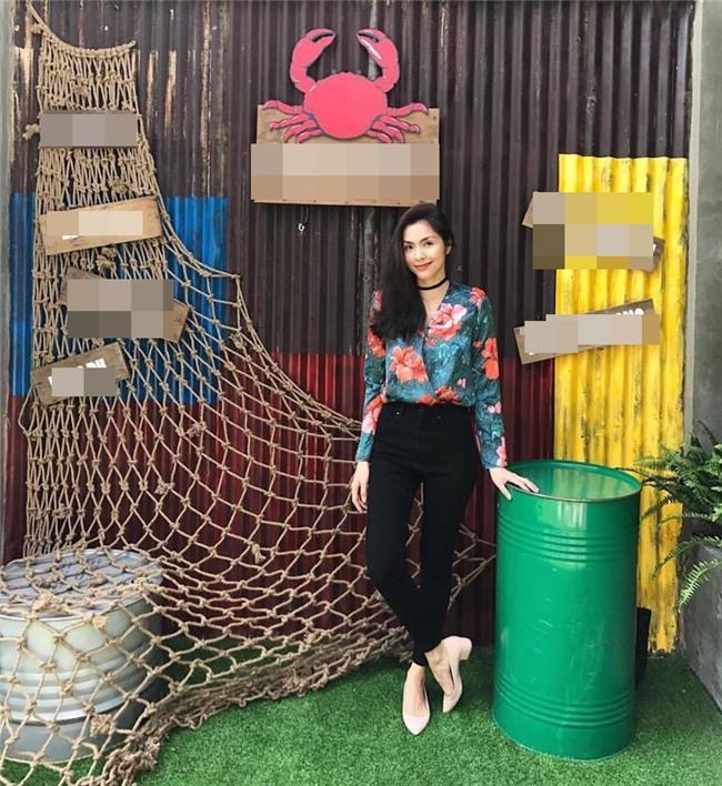 Mẹ hai con Tăng Thanh Hà chuộng style giản dị nhưng vẫn chất từng centimet-6