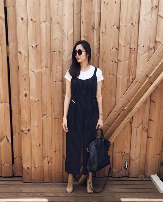 Mẹ hai con Tăng Thanh Hà chuộng style giản dị nhưng vẫn chất từng centimet-9