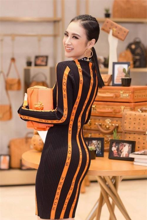 Phạm Hương chi gần 20 triệu, mua phải 'đầm cũ' của Angela Phương Trinh, Huyền Baby-3