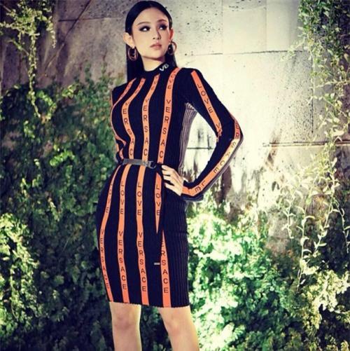 Phạm Hương chi gần 20 triệu, mua phải 'đầm cũ' của Angela Phương Trinh, Huyền Baby-5