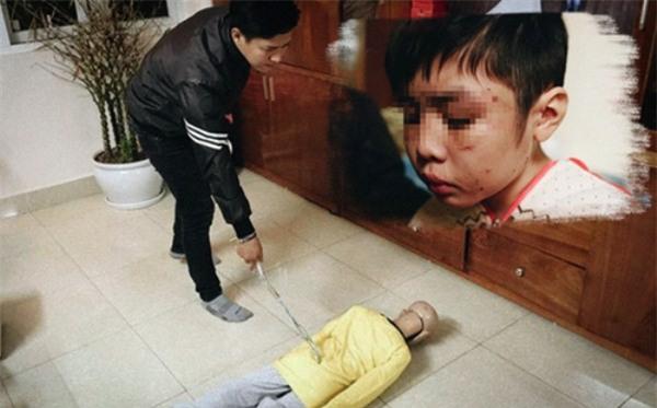 học sinh,bạo hành trẻ em