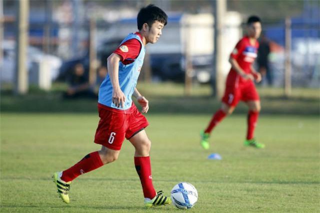 Xuân Trường là cầu thủ đầy quan trọng của U23 Việt Nam