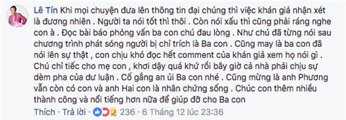 Phước Sang: Duy Phương từng thức trắng 3 đêm, từ chối show diễn để chăm con bệnh - Ảnh 4.