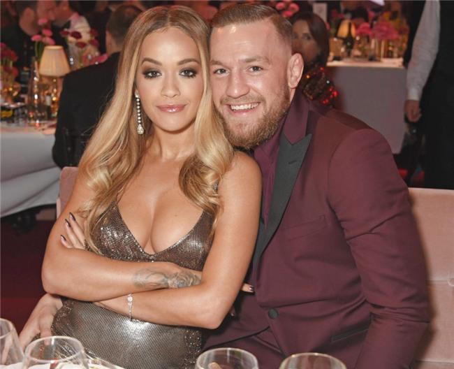McGregor dính tin đồn lừa dối vợ, qua đêm với nữ ca sĩ Rita Ora - Ảnh 3.