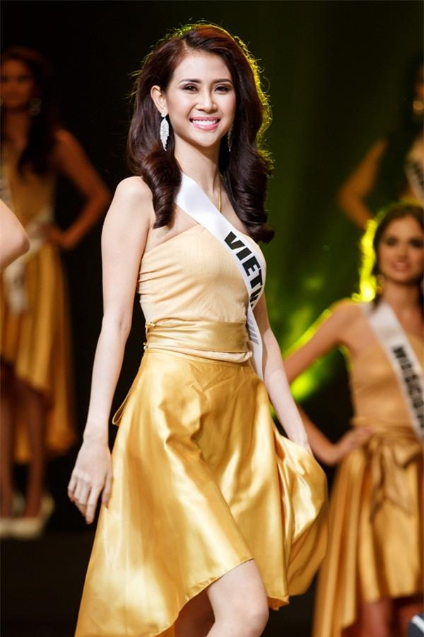 Á khôi Liên Phương bất ngờ đoạt vương miện Miss Eco Tourism 2017-3