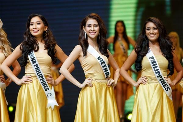 Á khôi Liên Phương bất ngờ đoạt vương miện Miss Eco Tourism 2017-4