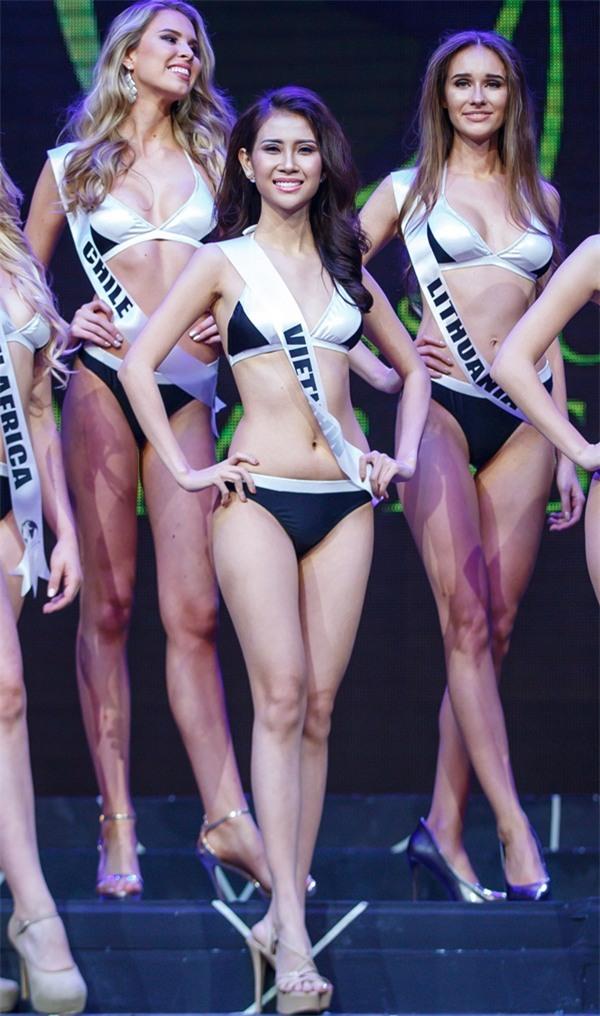 Á khôi Liên Phương bất ngờ đoạt vương miện Miss Eco Tourism 2017-5