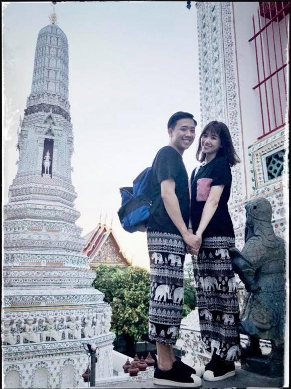 Vợ chồng Hari Won và Trấn Thành nhắng nhít kỉ niệm 700 ngày yêu nhau - Ảnh 4.