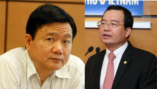 đinh la thăng,chủ tịch pvn,chủ tịch dầu khí,Nguyễn Quốc Khánh,BOT,Phạm Nhật Vượng,doanh nhân,đại gia Việt