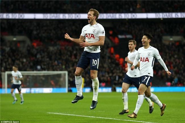 Harry Kane lập cú đúp, Tottenham đẩy Arsenal xuống thứ 6 - Ảnh 2.