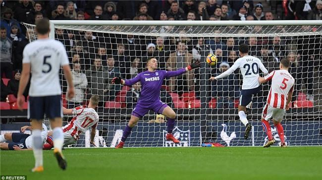 Harry Kane lập cú đúp, Tottenham đẩy Arsenal xuống thứ 6 - Ảnh 4.