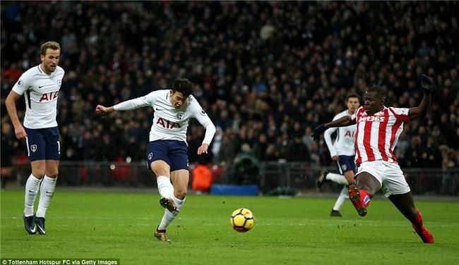Harry Kane lập cú đúp, Tottenham đẩy Arsenal xuống thứ 6 - Ảnh 5.