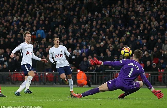Harry Kane lập cú đúp, Tottenham đẩy Arsenal xuống thứ 6 - Ảnh 8.