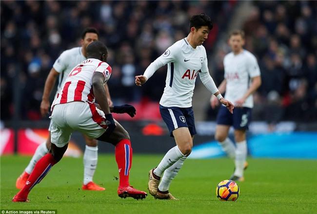 Harry Kane lập cú đúp, Tottenham đẩy Arsenal xuống thứ 6 - Ảnh 10.