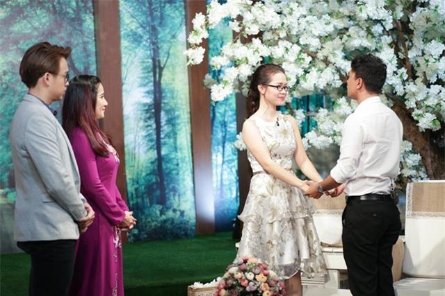 MC Cát Tường,MC Quang Bảo,Yêu là cưới